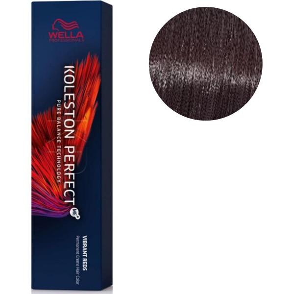 Koleston Perfect ME + Vibrant Red 44/65 intense mahogany purple chatain 60 ML