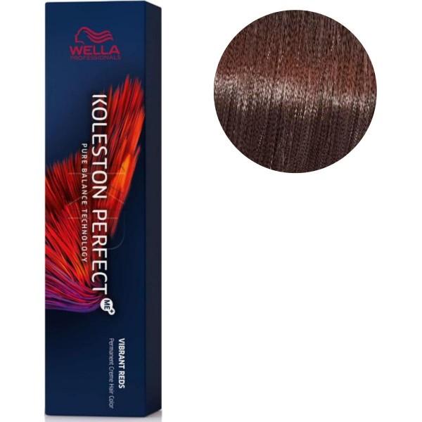 Koleston Perfect ME+ Rouge Vibrant  5/41 chatain clair cuivré cendré 60 ML