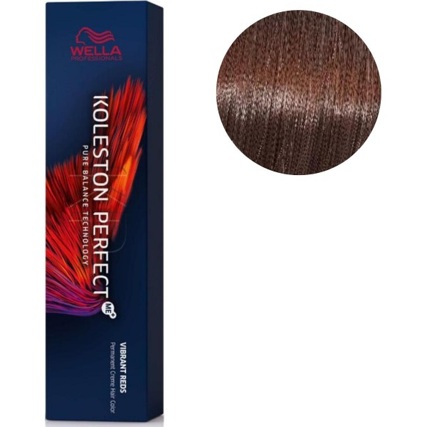 Koleston Perfect ME + Rojo vibrante 6/43 rubio oscuro cobre rubio 60 ML