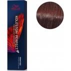 Koleston Perfect ME + Rojo vibrante 6/45 Rubio oscuro Cobre Caoba 60 ML