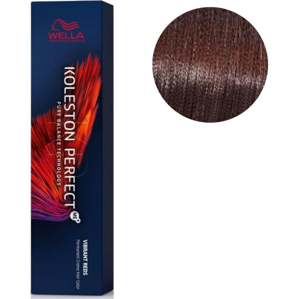 Koleston Perfect ME + Vibrant Red 66/56 dark blond deep purple mahogany 60 ML