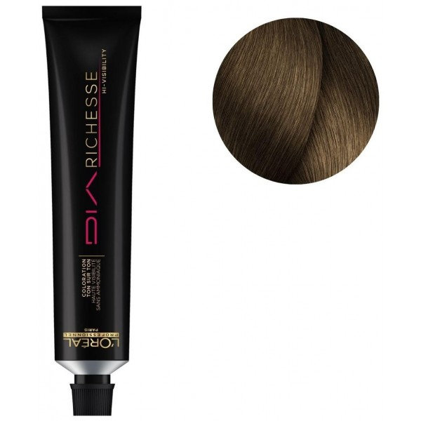 Coloration Dia Richesse n°7 blond 50ML