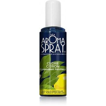 Aroma Spray Cèdre Citron 100ml