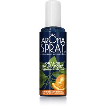 Aroma Spray Orange Palmarosa 100ml