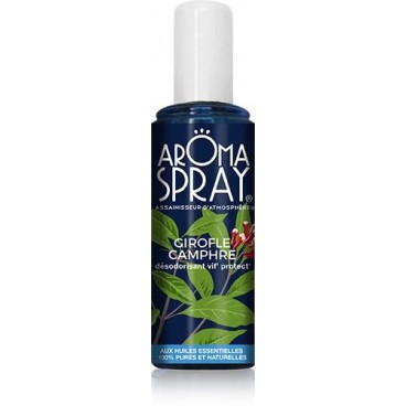 Aroma Spray Girofle Camphre 100ml