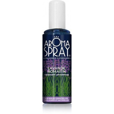 Aromaspray 100ml Lavendel Rosmarin