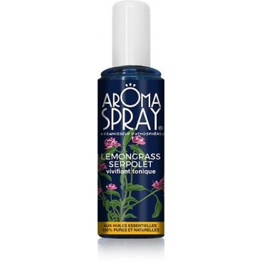 Aroma Spray 100ml Lemongrass Serpolet