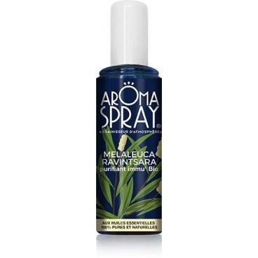 Aroma Spray Melaleuca Ravintsara 100ml