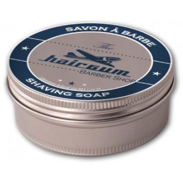 Savon à Barbe hairgum Barber shop 50 Grs