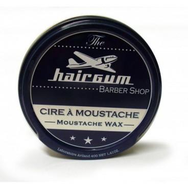 Cire à Moustache Barber shop hairgum 40 Grs