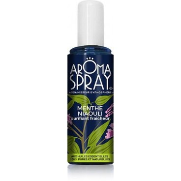 Aroma Spray 100ml Mint Niaouli