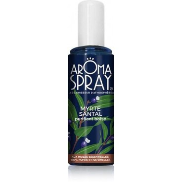 Aroma Spray Myrte Santal 100ml