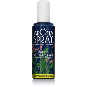Aroma Spray 100ml Lemongrass Sage