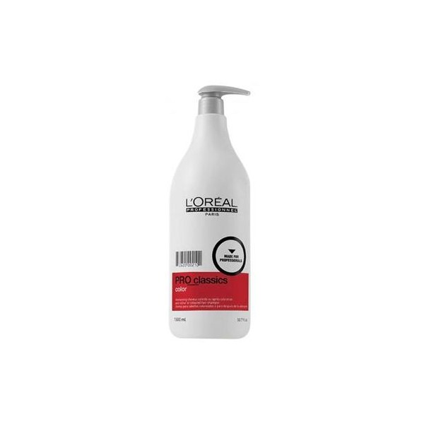 L'Oréal Professional Shampoo Pro Classic After Color 1500 ML