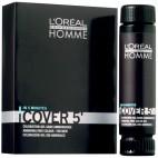 Cover 5 l'oréal homme chatain foncé  50 ml