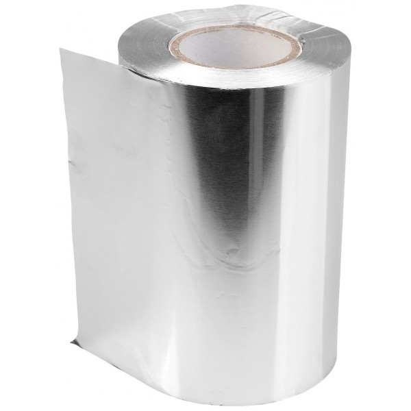 14 micrones de aluminio de 12 cm X 250 metros