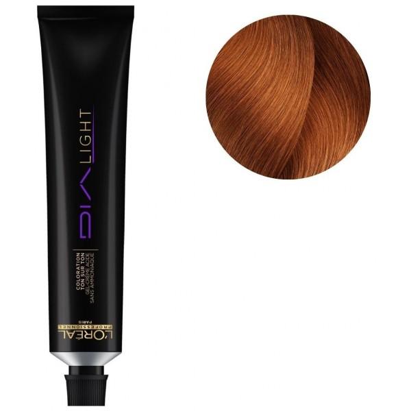 Luz Dia L'Oréal Nº 7.4 Cobre Rubia 50 ML