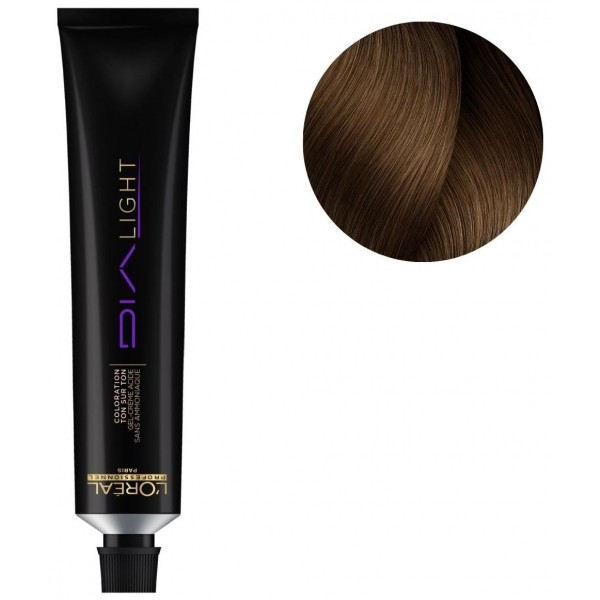 Licht Dia L'Oréal No. 7,23 Iridescent Goldblond 50 ML