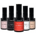 Vernis semi-permanent Gel Polish (par couleur) Sibel 15ML