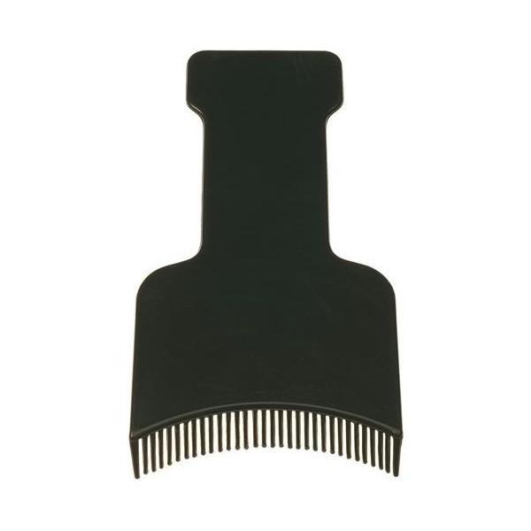 Palette mèches avec dents Noire