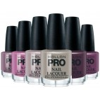 Pure Beauty classic nail polish collection