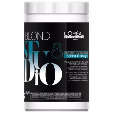Blonde Studio Bleaching Powder 500 Grs
