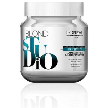 Blond Studio Pâte Décolorante Sans Amoniaque 500 ML