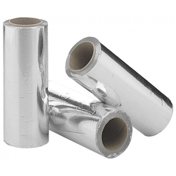 Pq 3 rollos de aluminio de 15 cm