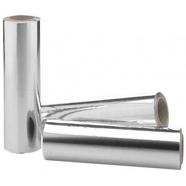 Paquet de 3 rouleaux d'aluminium Sibel 20cm