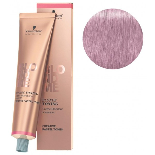 Blond Me Crème Blondeur à Nuancer 60ml Strawberry