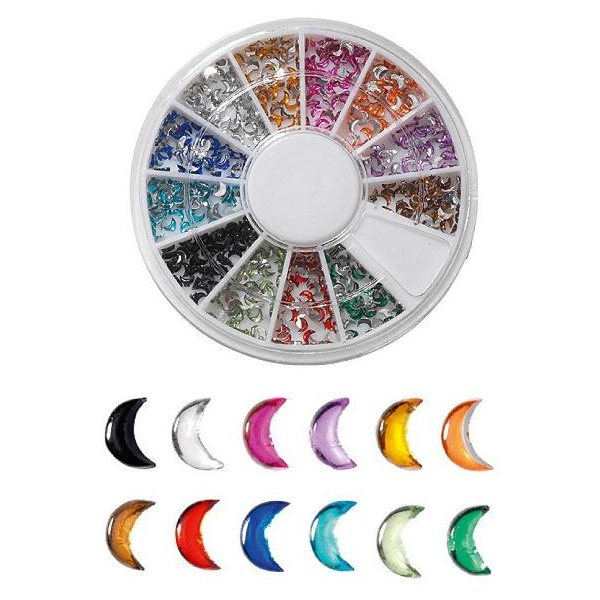 Nail Carousel Lune Peggy sage 149.911
