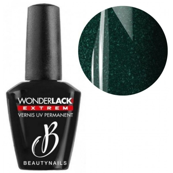 Vernis Collection MAGNIFICENT Magic green Wonderlack BeautyNails 12ML