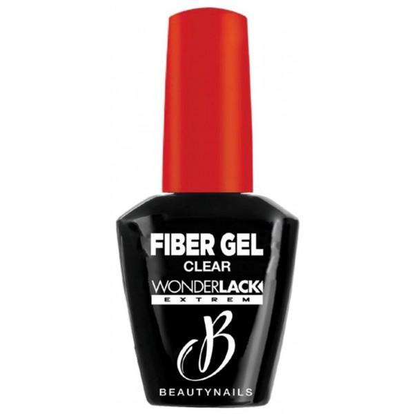 Base & builder clear Fiber Gel Beauty Nails 12ML