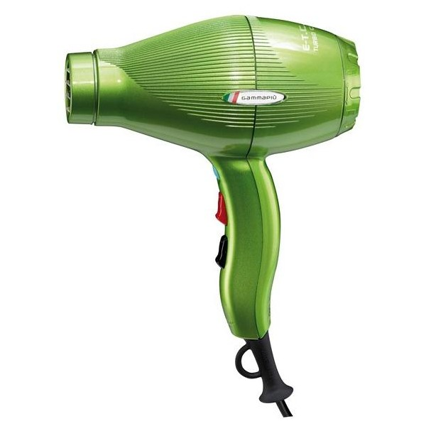 Sèche cheveux Gammapiù Etc Vert