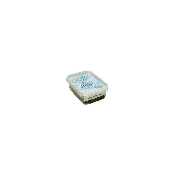 Box of 500 Grs pincers black guiches 70 mm