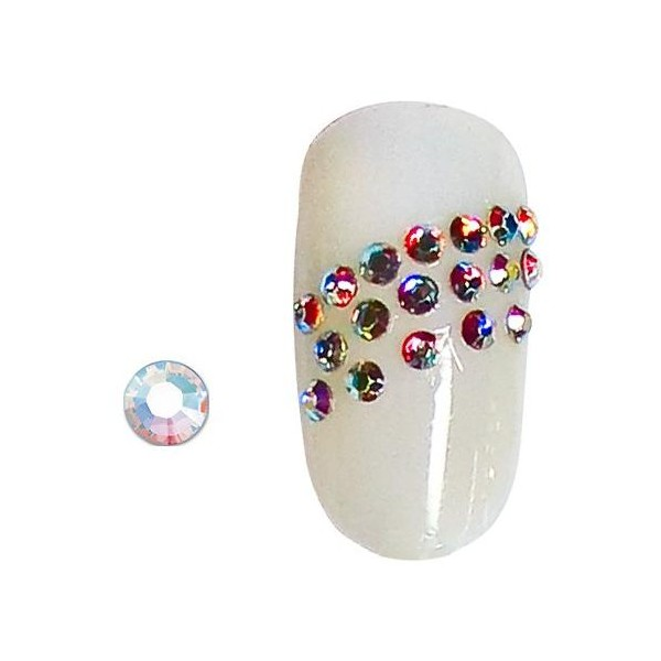 Nails Strass Aurora Boreal SS5 X 100 148 194
