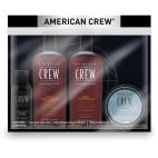 Daily Moisturizing shampoo American Crew - 250 ml  -