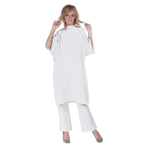 Bathrobe Flexi 1 Polyflex White