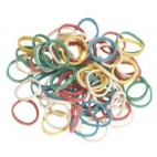 Fancy elastics of 15mm X 500 Pieces
