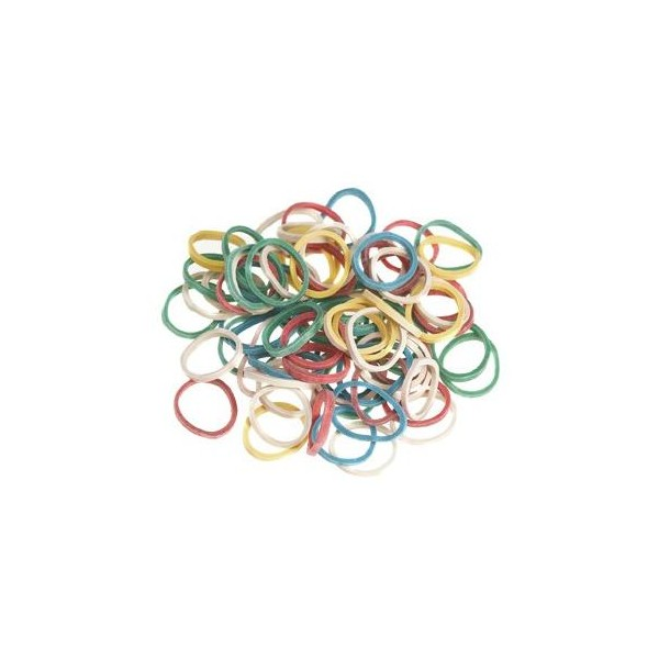 Fancy elastics of 15mm X 500 Pieces