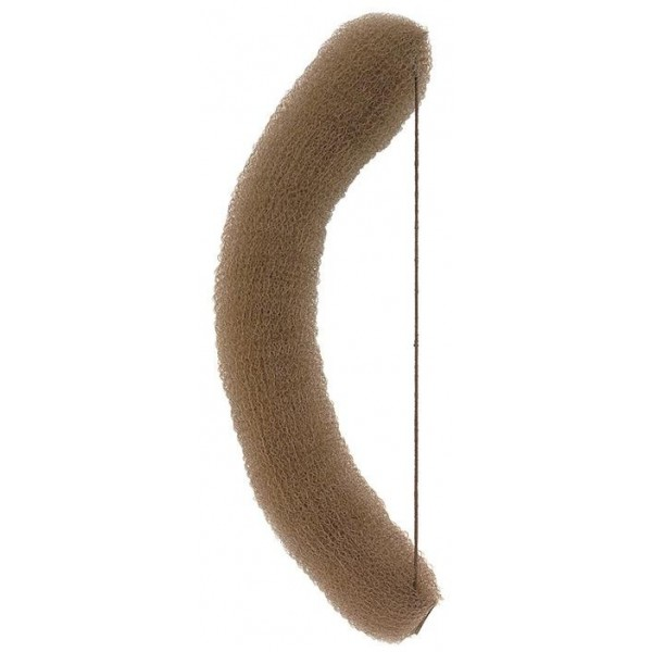 Turbolaro con elastici 23 cm - castano