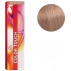Coloration Color Touch Rich Naturals n°8/35 blond clair doré acajou Wella 60ML