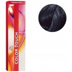 Coloration Color Touch Vibrant Reds n°3/68 châtain foncé violine perlé Wella 60ML