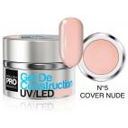 Gel de construction n°05 cover nudes Mollon Pro 50ML