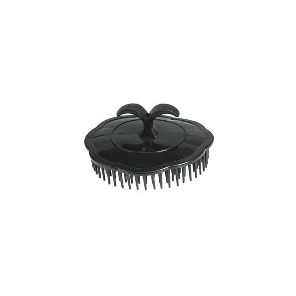 Plastic massage brush