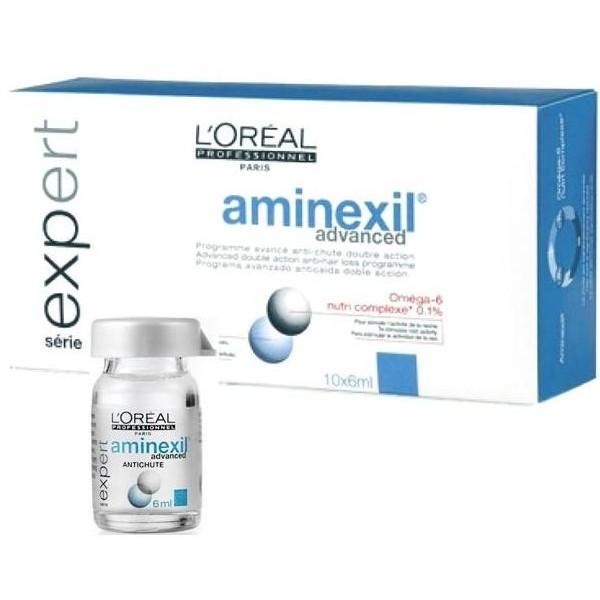 Aminexil avanzó 10x6ml
