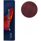 Koleston Perfect ME + Vibrant Red 55/65 intense light brown purple mahogany 60ML