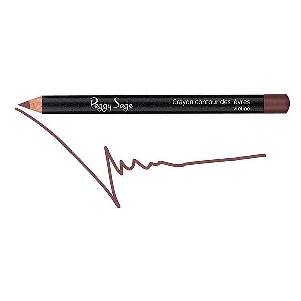 Pencil Lip Contour Violine 130110