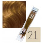 Extensions keratin balmain pack of 10 n ° 21 45 cm