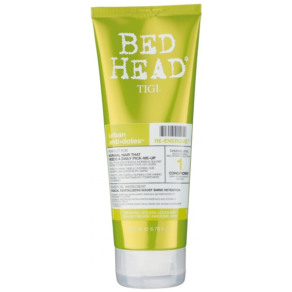 Tigi Bed Head - Conditioner Re-energize - 200 ml